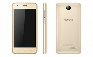 Lephone W2 Front, Back and Side