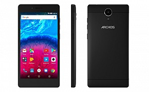 Archos Core 50 Front, Back and Side