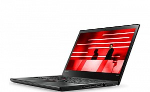 Lenovo ThinkPad A475 Front and Side