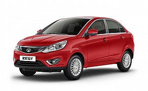 Tata Zest Quadrajet 1.3 75PS XMS Venetian Red