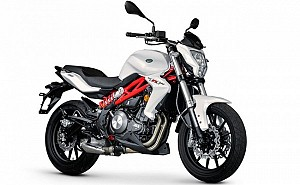 DSK Benelli TNT 300 ABS Bianco