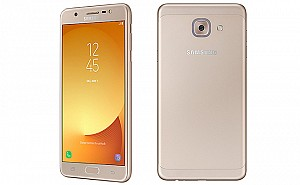 Samsung Galaxy J7 Max Gold Front,Back And Side