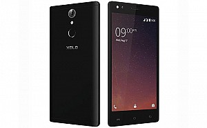 Xolo Era 3X Pash Black Front,Back And Side