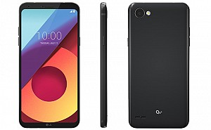 LG Q6 Plus Astro Black Front,Back And Side