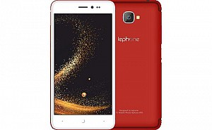 Lephone W15 Red Front And Back