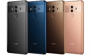Huawei Mate 10 Pro Back And Side