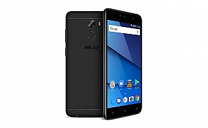 Blu Vivo 8L Black Front,Back And Side