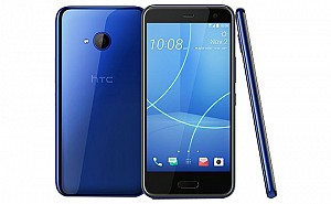 HTC U11 Life Sapphire Blue Front,Back And Side