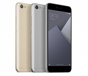 Xiaomi Redmi Y1 Lite Front,Back And Side