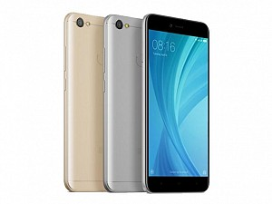 Xiaomi Redmi Y1 Front,Back And Side