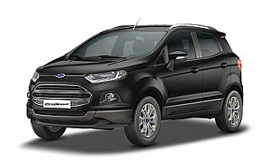 Ford Ecosport 1.5 Petrol Trend Plus AT Panther Black