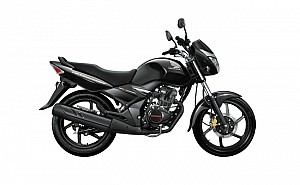 Honda CB Unicorn Standard Pearl Igneous Black