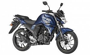 Yamaha FZS-FI rear Disk Break Armada Blue