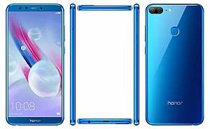 Huawei Honor 9 Lite Sapphire Blue Front,Back And Side