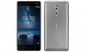 Nokia 8 (2018) Front And Back