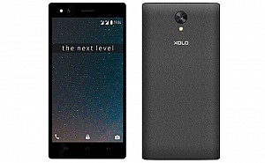 Xolo Era 3 Fossil Grey Front And Back