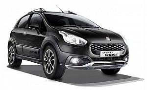 Fiat Avventura Urban Cross 1.3 Multijet Emotion Hip Hop Black