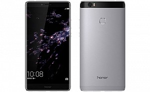Huawei Honor Note 9 Front And Back
