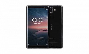 Nokia 8 Sirocco Front,Back And Side
