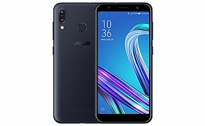Asus ZenFone Max (M1) (ZB555KL) Front And Back
