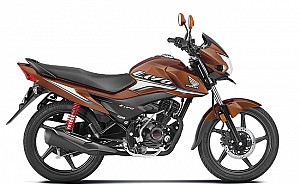 Honda Livo Sunset Brown metallic Image