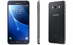 Samsung Galaxy J5 (2016) Black Front,Back And Side