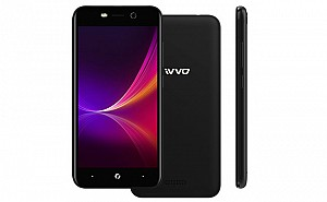 iVVO Storm Lite Black Front,Back And Side