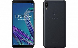 Asus ZenFone Max Pro (M1) Front And Back