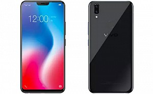 Vivo X21i Front And Back