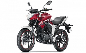 Suzuki Gixxer ABS Red