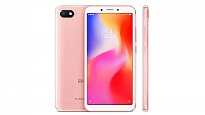 Xiaomi Redmi 6A Front, Back and Side