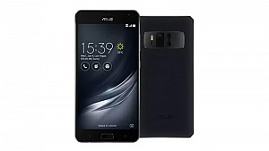 Asus Zenfone Ares Front and Back