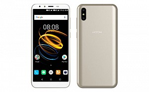 iVoomi i2 Lite Front and Back