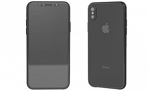 Apple iPhone 9 Front and Back