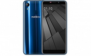 Mobiistar C2 Back and Front