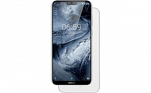 Nokia 6.1 Plus (Nokia X6) Front And Back