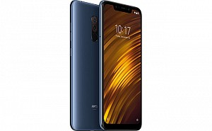 Xiaomi Poco F1 Side, Back And Front