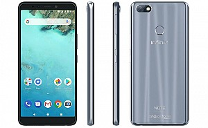 Infinix Note 5 Front, Side and Back