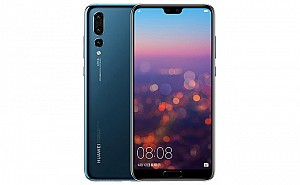 Huawei P20 Pro Back and Front