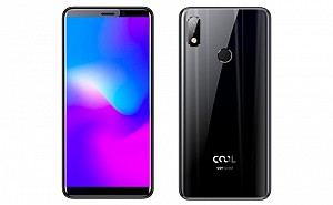 Coolpad Cool Play 7C Front and Back