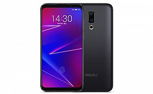 Meizu 16X Front and Back