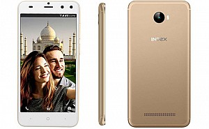 Intex Staari 11 Front and Back