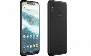 Motorola One Power Front, Side and Back