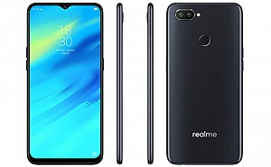 Realme 2 Pro Front, Side and Back