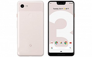 Google Pixel 3 XL Back and Front