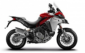 Ducati Multistrada 1260 Enduro Red Photo
