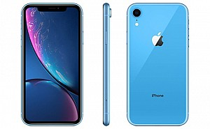 Apple iPhone XR Back, Side and Front