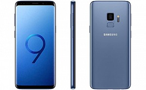 Samsung Galaxy S9 Front, Back And Side