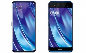 Vivo Nex 2 Front and Back