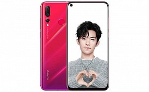 Huawei Nova 4 Front and Back